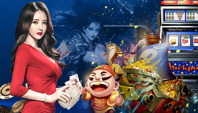 The Best Online Slot Gambling Game Machines