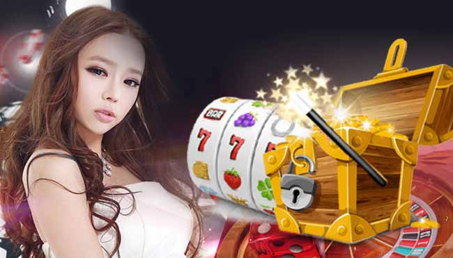 Online Slot Games Are Very Popular Online Games
